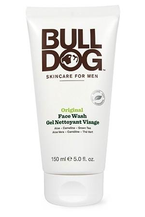 gel nettoyant visage bulldog